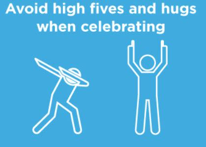 No High Fives